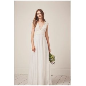 French Connection special occasion wedding dress